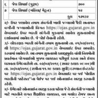 Gujarat Police Bharti 2016